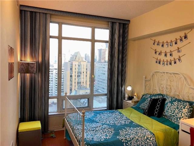 For Sale: 1510 - 100 Hayden Street, Toronto, ON | 1 Bed, 1 Bath Condo for $564,900. See 20 photos!