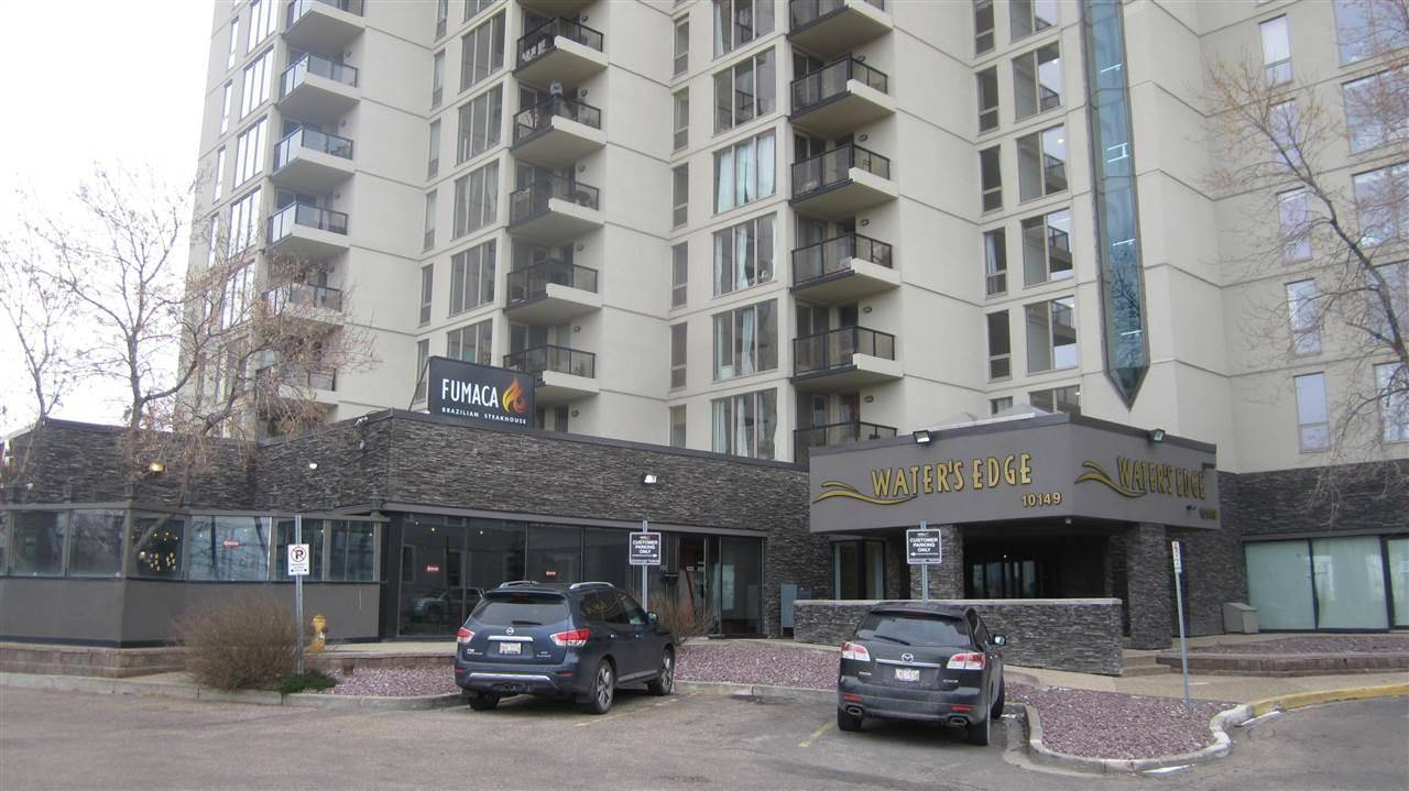 Buliding: 10149 Saskatchewan Drive Northwest, Edmonton, AB