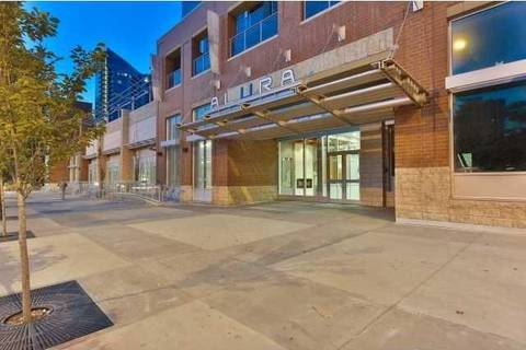 Condo for sale at 1320 1 St Southeast Unit 1510 Calgary Alberta - MLS: C4238146
