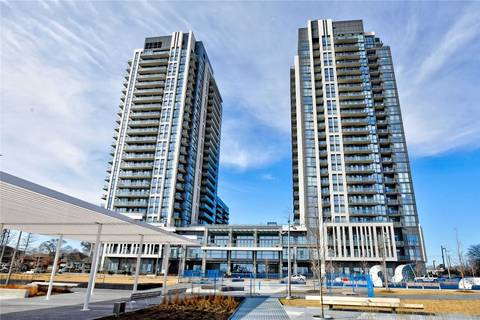 Apartment for rent at 17 Zorra St Unit 1510 Toronto Ontario - MLS: W4732322