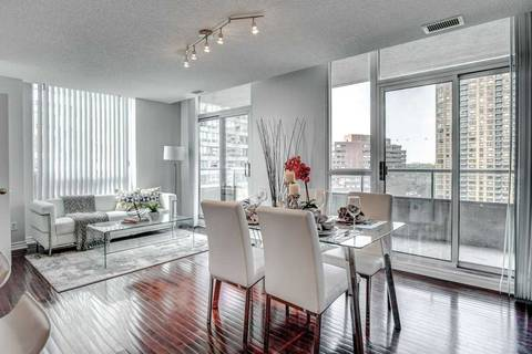 Condo for sale at 18 Spring Garden Ave Unit 1510 Toronto Ontario - MLS: C4550012