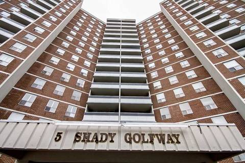 Condo for sale at 5 Shady Golfway Gfwy Unit 1510 Toronto Ontario - MLS: C4727756