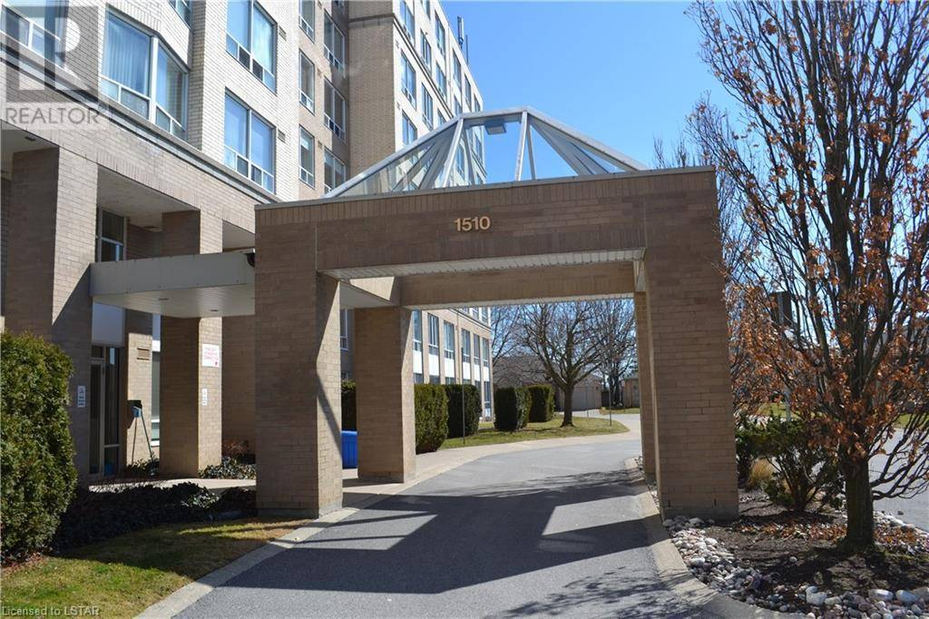 Condo for sale at 606 Richmond St Unit 1510 London Ontario - MLS: 252165