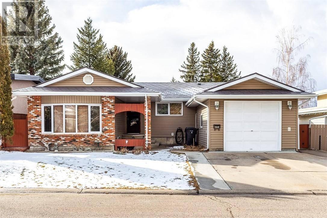 House for sale at 1510 Aspen Pl S Lethbridge Alberta - MLS: ld0190512