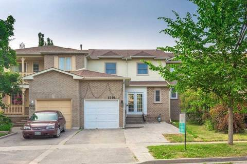 Townhouse for sale at 1510 Bentley Ln Pickering Ontario - MLS: E4516190
