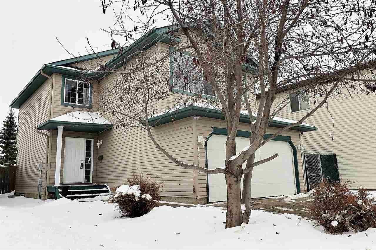 House for sale at 1510 Breckenridge Cl NW Edmonton Alberta - MLS: E4221734