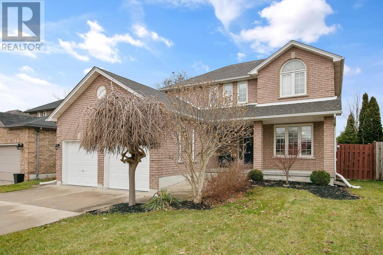 House for sale at 1510 Heatherglen Dr Tecumseh Ontario - MLS: 19029054