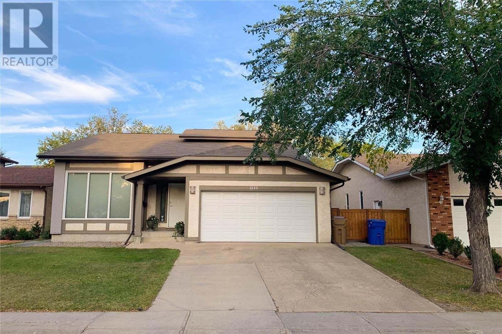 House for sale at 1510 Truesdale Dr E Regina Saskatchewan - MLS: SK826279