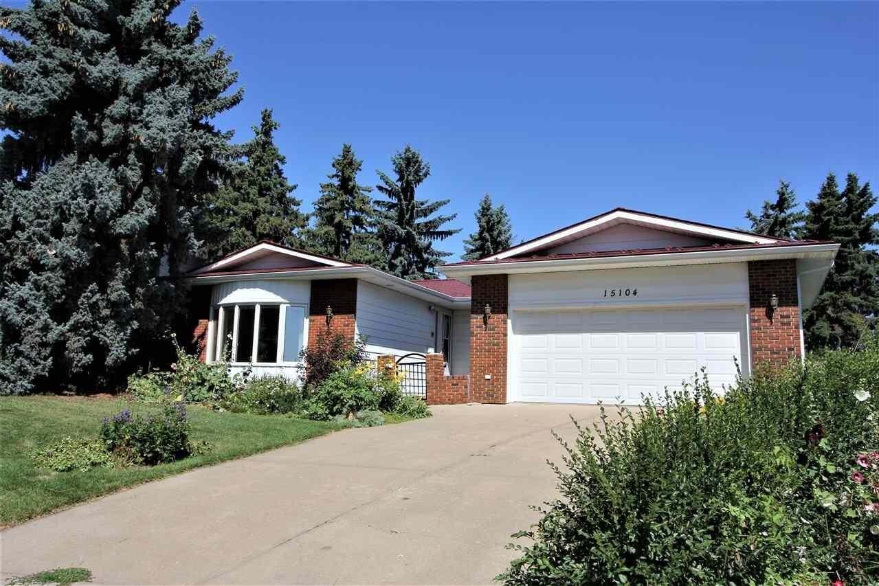 House for sale at 15104 53a Av NW Edmonton Alberta - MLS: E4209359
