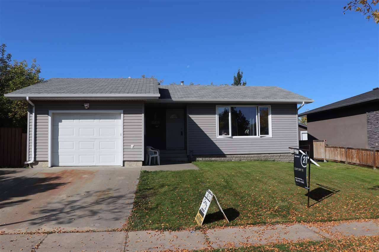 House for sale at 15108 61 St Nw Edmonton Alberta - MLS: E4174344