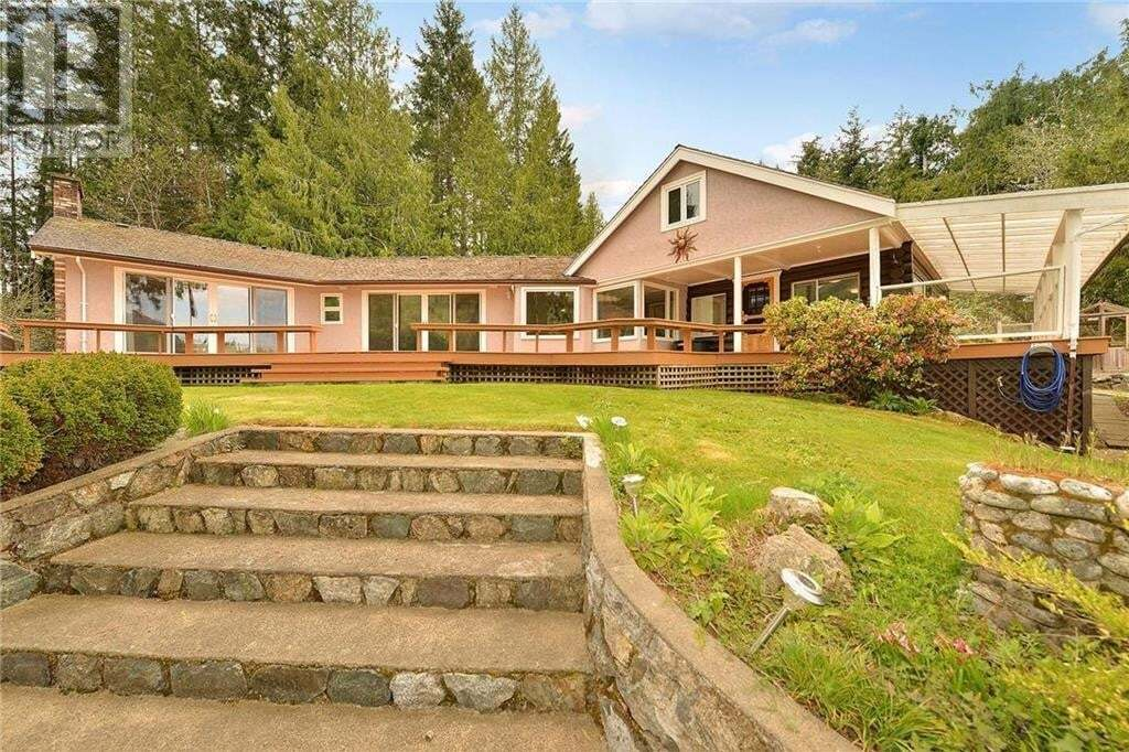 House for sale at 1511 Tharrat Rd Shawnigan Lake British Columbia - MLS: 424338
