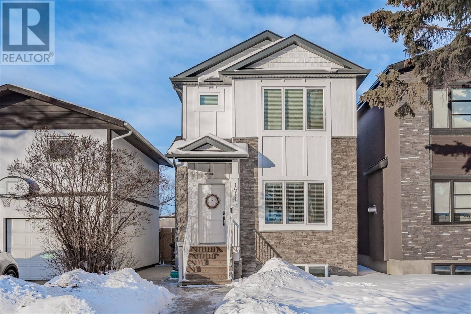 House for sale at 1511 Wales Ave Saskatoon Saskatchewan - MLS: SK798386