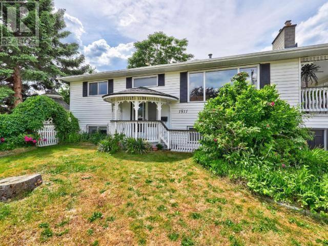 House for sale at 1511 Westmount Drive  Kamloops British Columbia - MLS: 156197