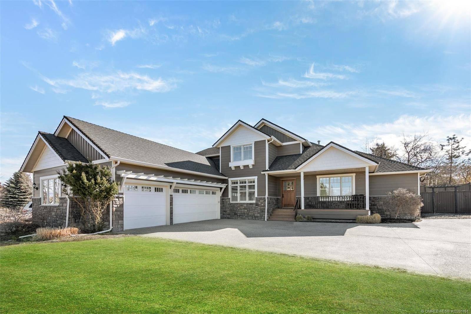 House for sale at 1511 Woodridge Rd Kelowna British Columbia - MLS: 10201101
