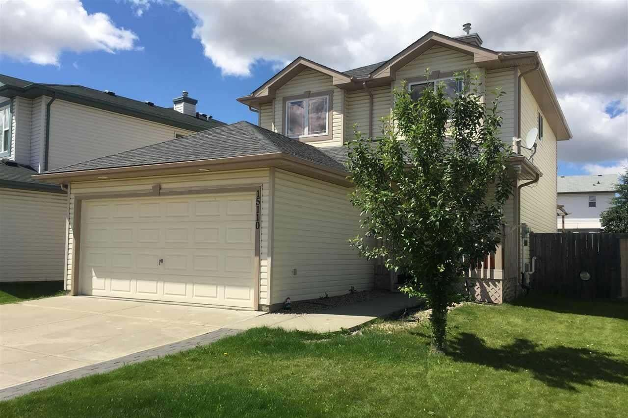 House for sale at 15110 43 St NW Edmonton Alberta - MLS: E4190500
