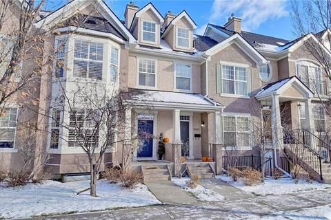 Townhouse for sale at 15110 Prestwick Blvd Southeast Calgary Alberta - MLS: C4274271
