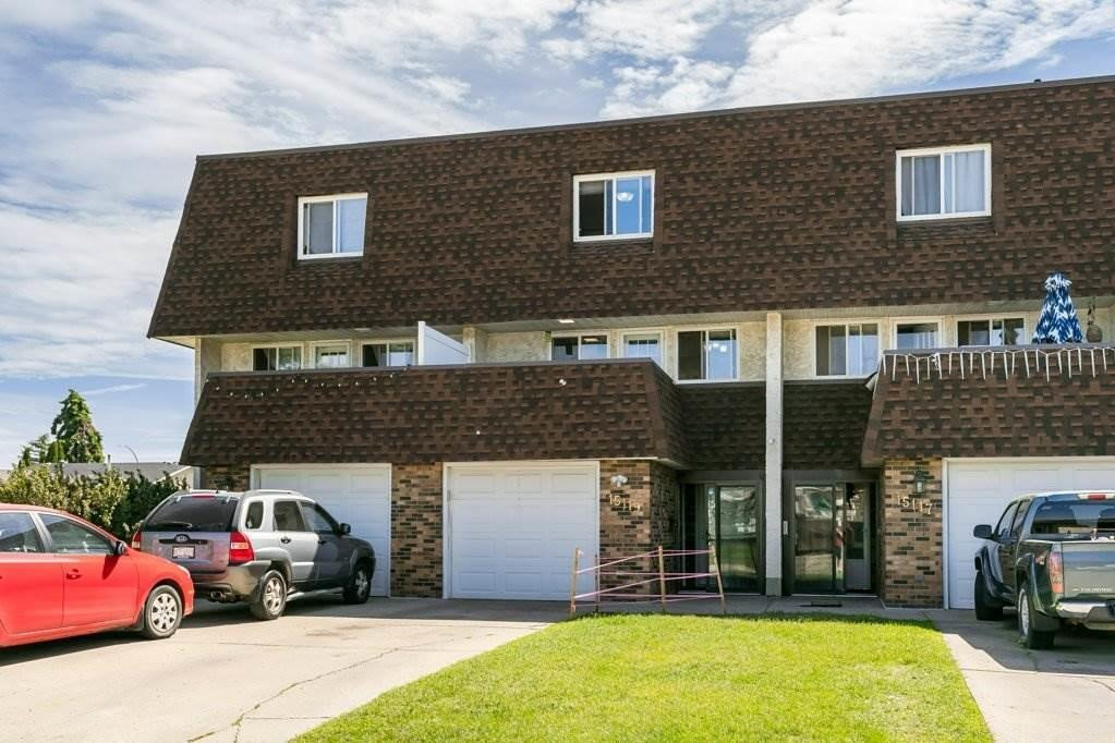 Townhouse for sale at 15119 115 St NW Edmonton Alberta - MLS: E4203136