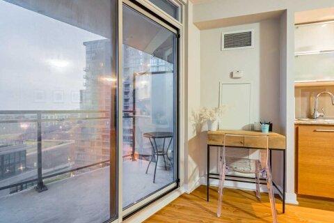 Apartment for rent at 25 Capreol Ct Unit 1512 Toronto Ontario - MLS: C5086355