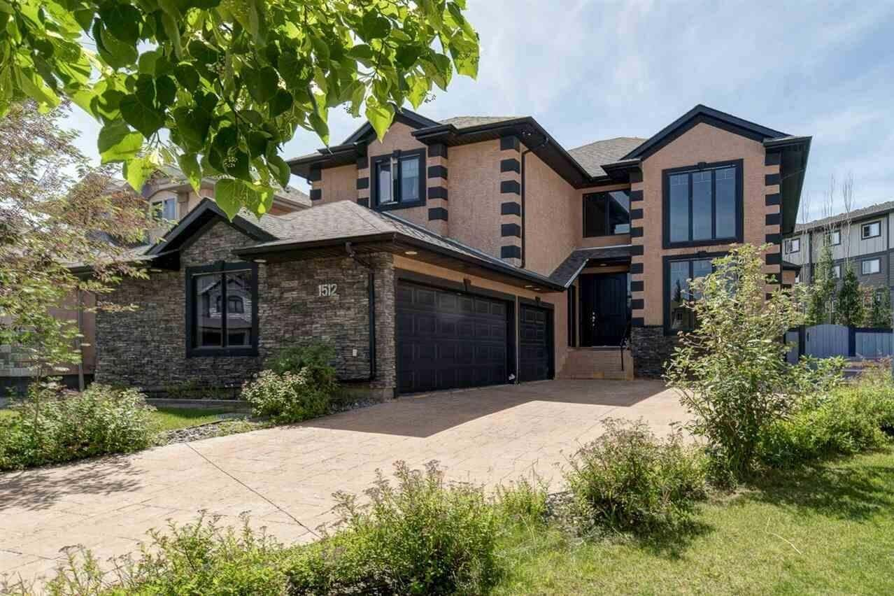 House for sale at 1512 69 St SW Edmonton Alberta - MLS: E4203868