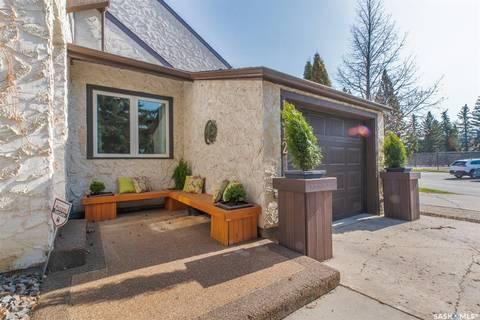 Townhouse for sale at 1512 Jubilee Ave Regina Saskatchewan - MLS: SK768470