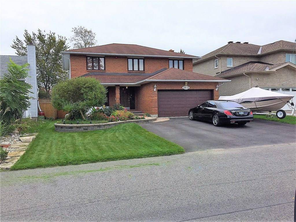 House for sale at 1512 Kingsdale Ave Ottawa Ontario - MLS: 1148654
