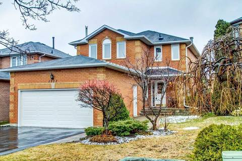 House for sale at 1512 Meldron Dr Pickering Ontario - MLS: E4734289