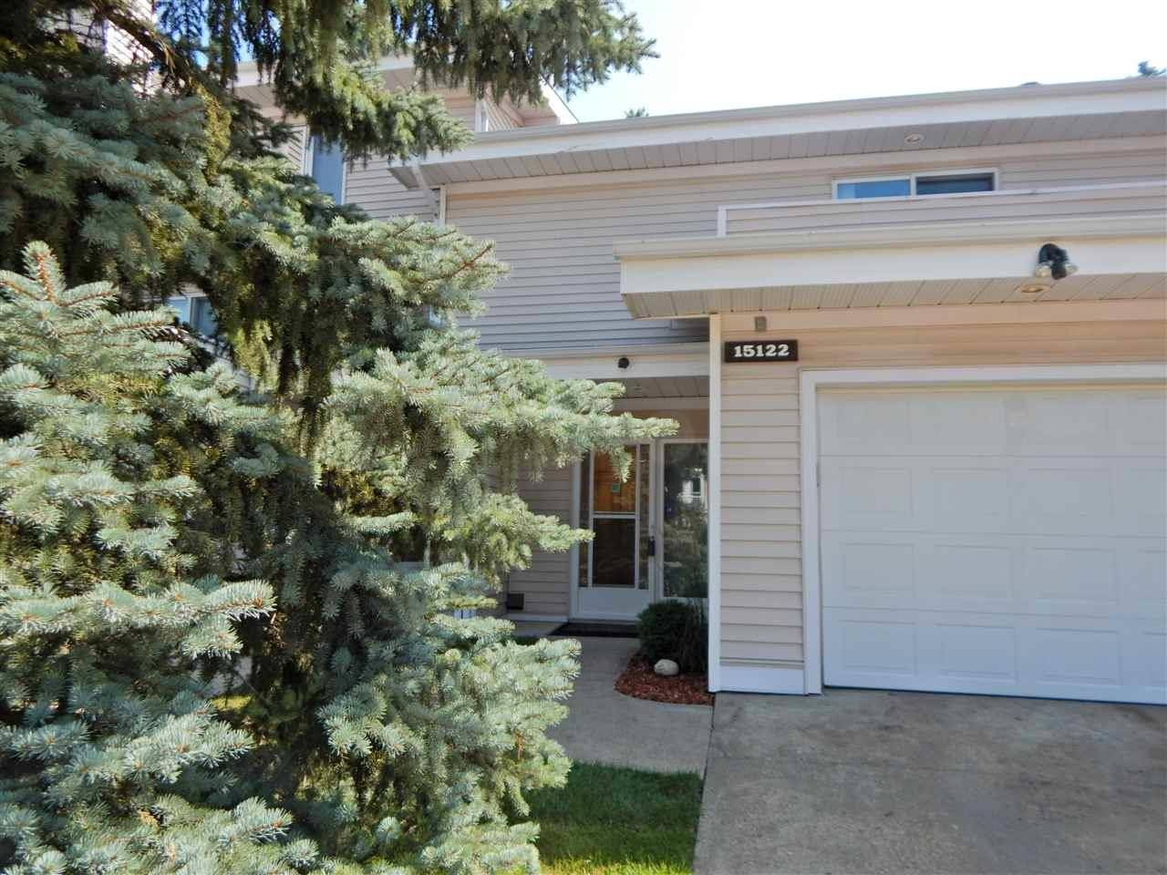 Townhouse for sale at 15122 45 Ave Nw Edmonton Alberta - MLS: E4185378