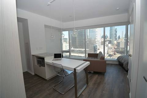 Apartment for rent at 197 Yonge St Unit 1513 Toronto Ontario - MLS: C4479419