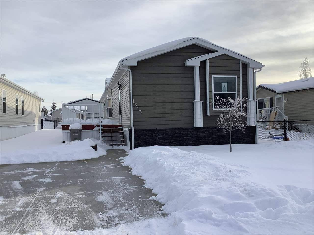 Home for sale at 53222 Rge Rd Unit 1513 Rural Parkland County Alberta - MLS: E4176604