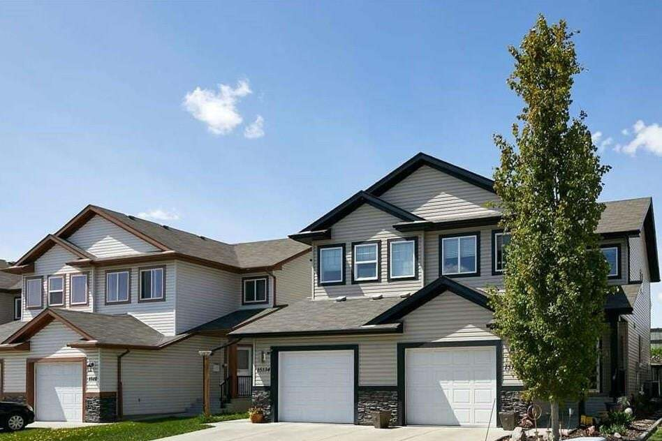 Townhouse for sale at 15136 33 St NW Edmonton Alberta - MLS: E4199404