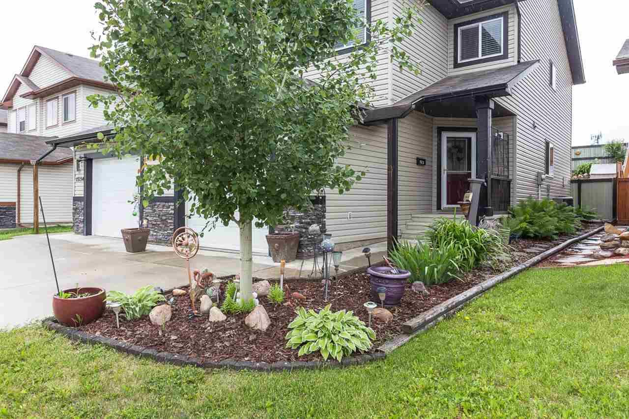 Townhouse for sale at 15136 33 St Nw Edmonton Alberta - MLS: E4173835