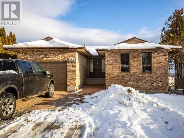 House for sale at 1514 Southview Te Kamloops British Columbia - MLS: 155416
