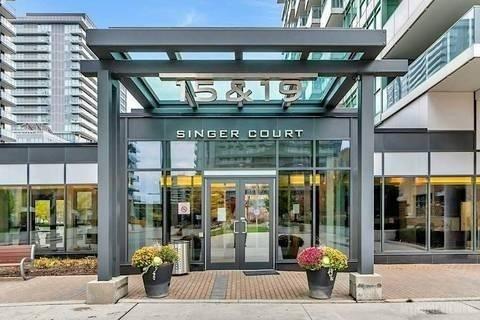 Apartment for rent at 19 Singer Ct Unit 1515 Toronto Ontario - MLS: C4513711