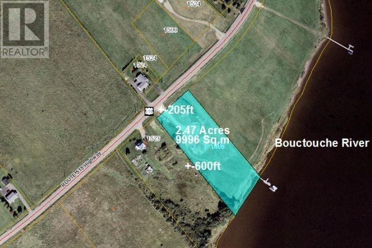 Residential property for sale at 1515 Route 515  Ste. Marie-de-kent New Brunswick - MLS: M121007