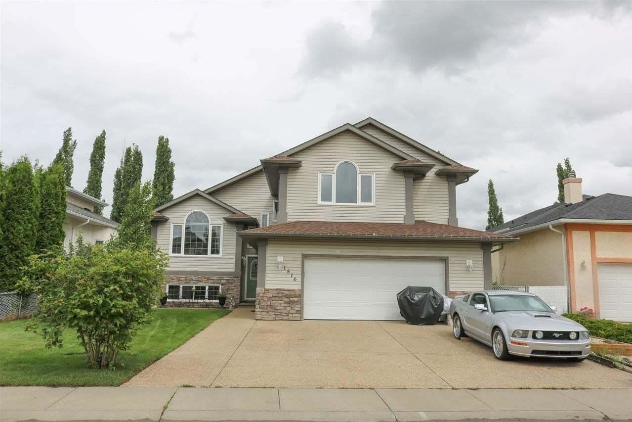 House for sale at 1516 146 Av NW Edmonton Alberta - MLS: E4204839