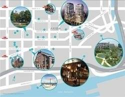 Apartment for rent at 460 Adelaide St Unit 1516 Toronto Ontario - MLS: C4670801