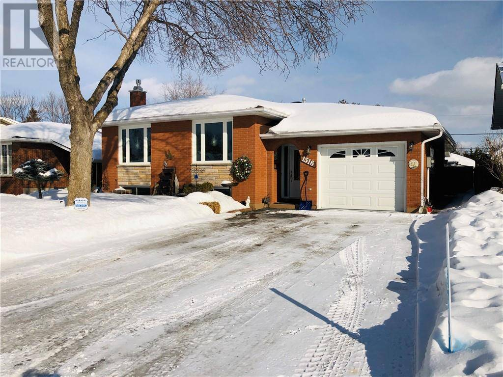 House for sale at 1516 Dearbourne Dr Greater Sudbury Ontario - MLS: 2084313