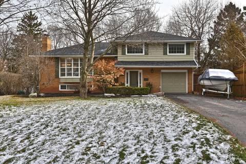House for sale at 1516 Venetia Dr Oakville Ontario - MLS: W4664002