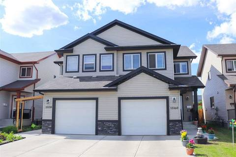 Townhouse for sale at 15160 33 St Nw Edmonton Alberta - MLS: E4162010