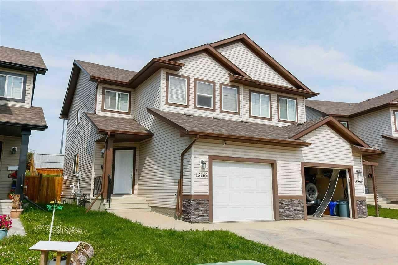 Townhouse for sale at 15162 33 St NW Edmonton Alberta - MLS: E4209205
