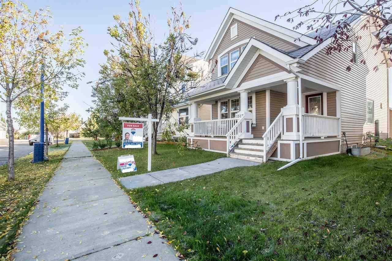 House for sale at 1517 78 St Sw Edmonton Alberta - MLS: E4187369