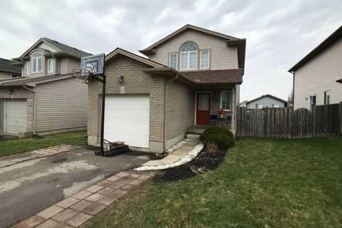 House for sale at 1517 Benjamin Dr London Ontario - MLS: X4422257