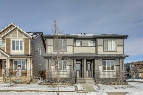 Townhouse for sale at 1517 Legacy Circ Southeast Calgary Alberta - MLS: C4288441