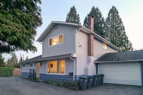 House for sale at 15176 Canary Dr Surrey British Columbia - MLS: R2381503