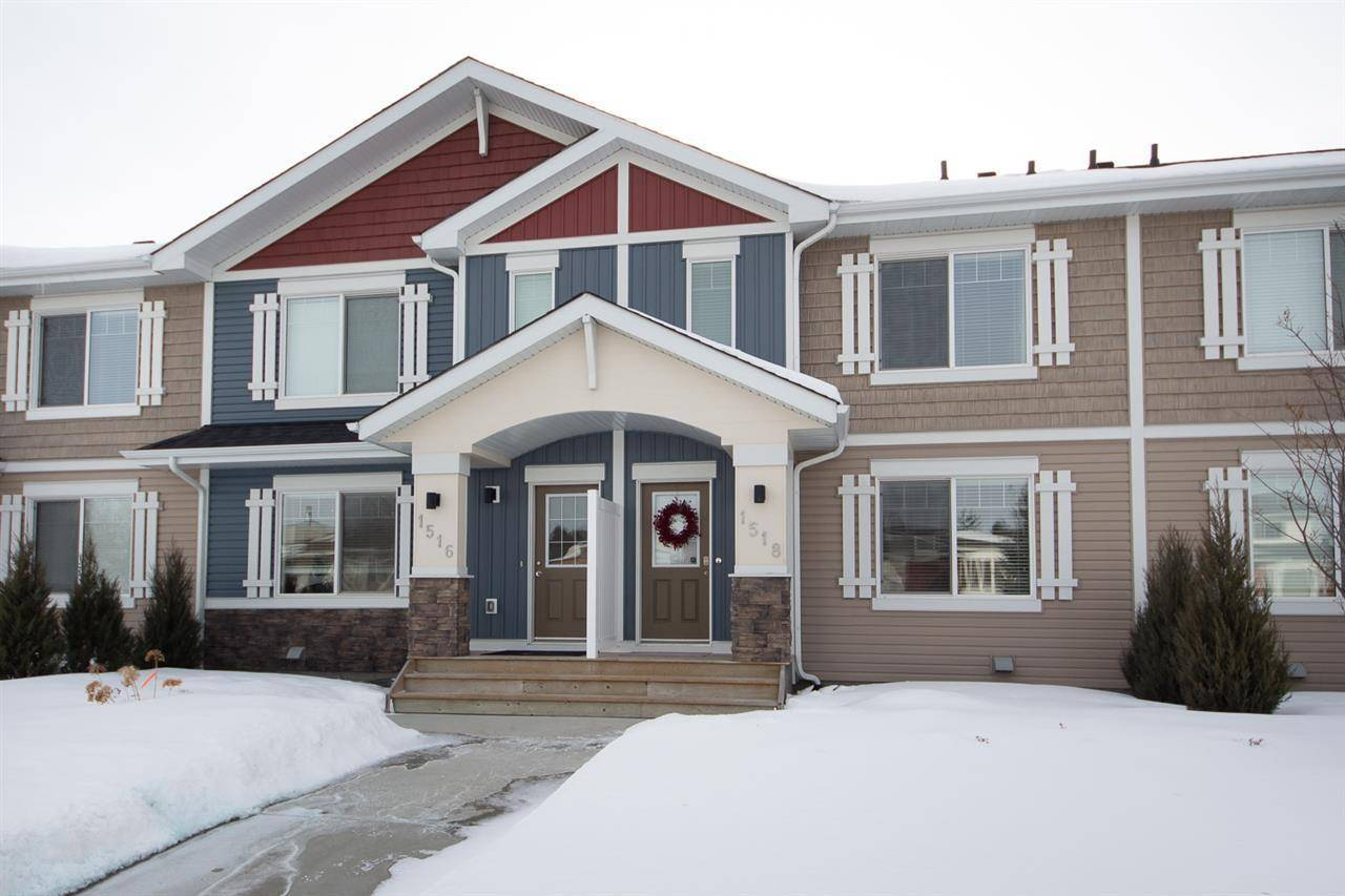 Townhouse for sale at 1518 105 St Nw Edmonton Alberta - MLS: E4191460