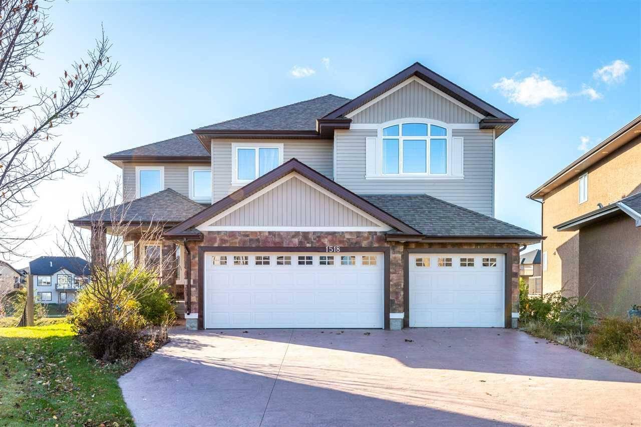 House for sale at 1518 Adamson Vw Sw Edmonton Alberta - MLS: E4177926