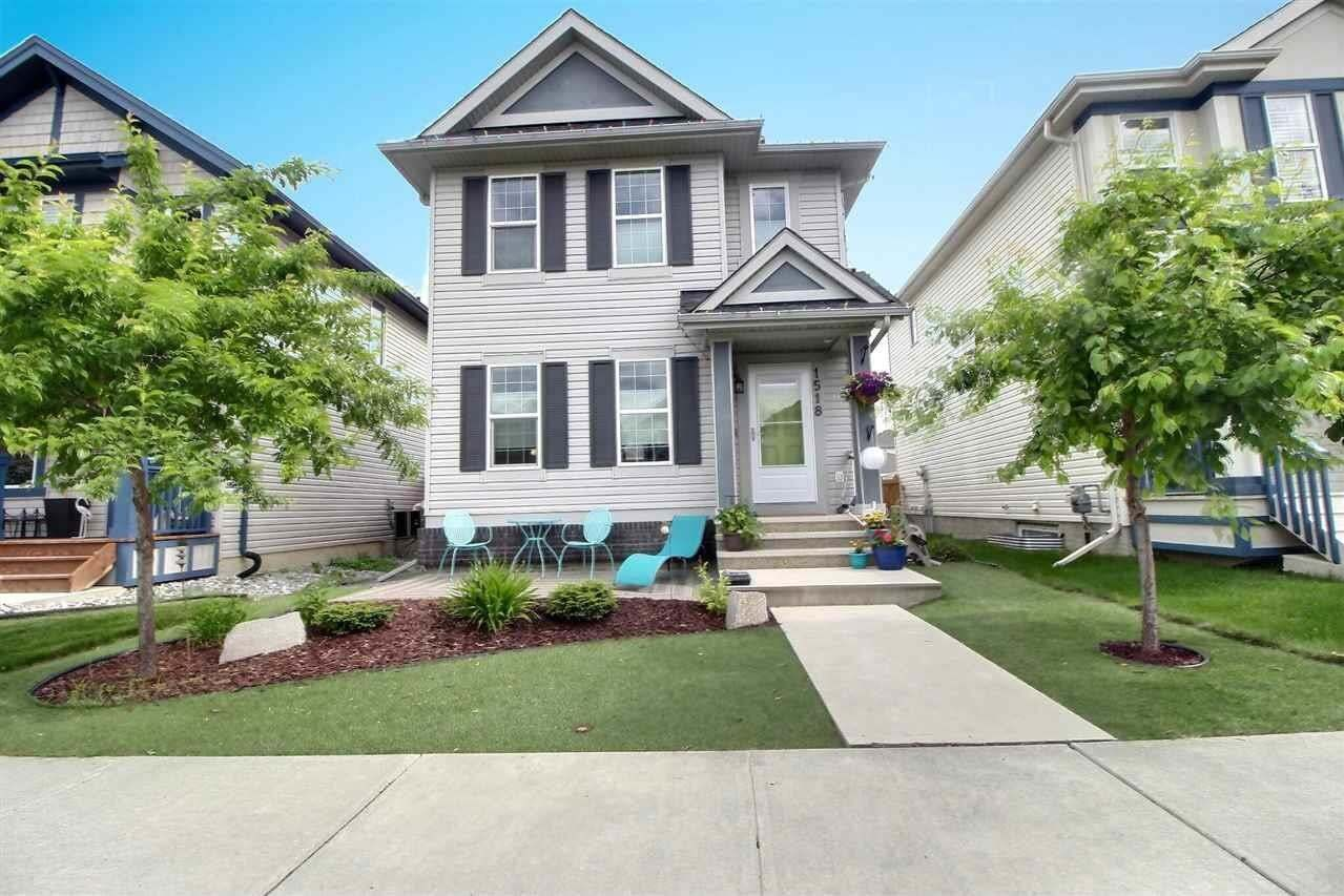 House for sale at 1518 Chapman Wy SW Edmonton Alberta - MLS: E4205572