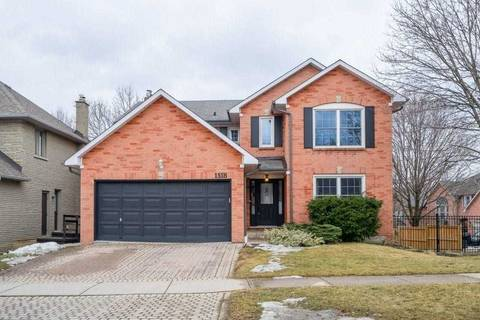 House for sale at 1518 Cottontree Dr Burlington Ontario - MLS: W4446450