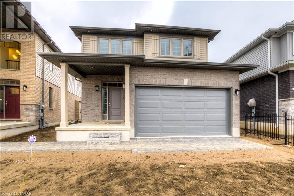 House for sale at 1518 Henrica Ave London Ontario - MLS: 222381