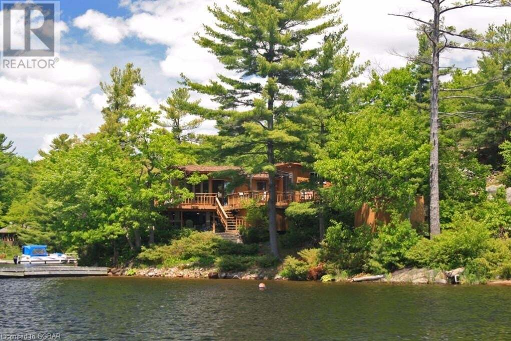 House for sale at 1518 Island 1040/little Beausoleil Is Honey Harbour Ontario - MLS: 245069